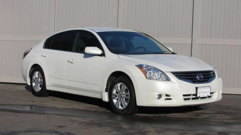 Pre-Owned 2010 Nissan Altima 4dr Sdn I4 CVT 2.5 S