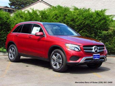 Certified Pre-Owned 2018 Mercedes-Benz GLC GLC 300 4MATIC® SUV