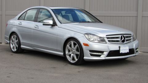 Pre-Owned 2012 Mercedes-Benz C-Class 4dr Sdn C 300 Sport 4MATIC®