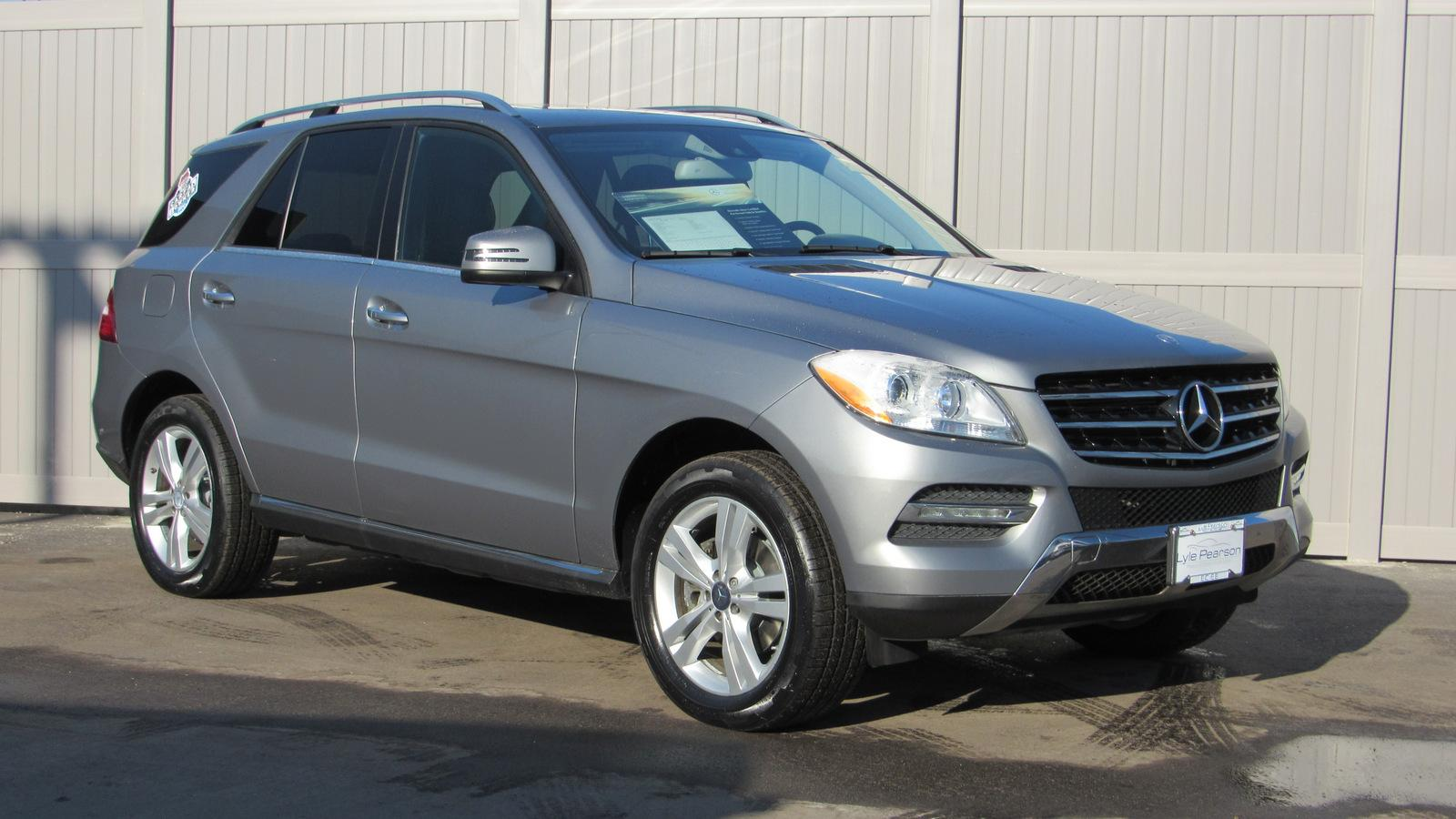 Certified Pre-Owned 2015 Mercedes-Benz M-Class 4MATIC® 4dr ML 350