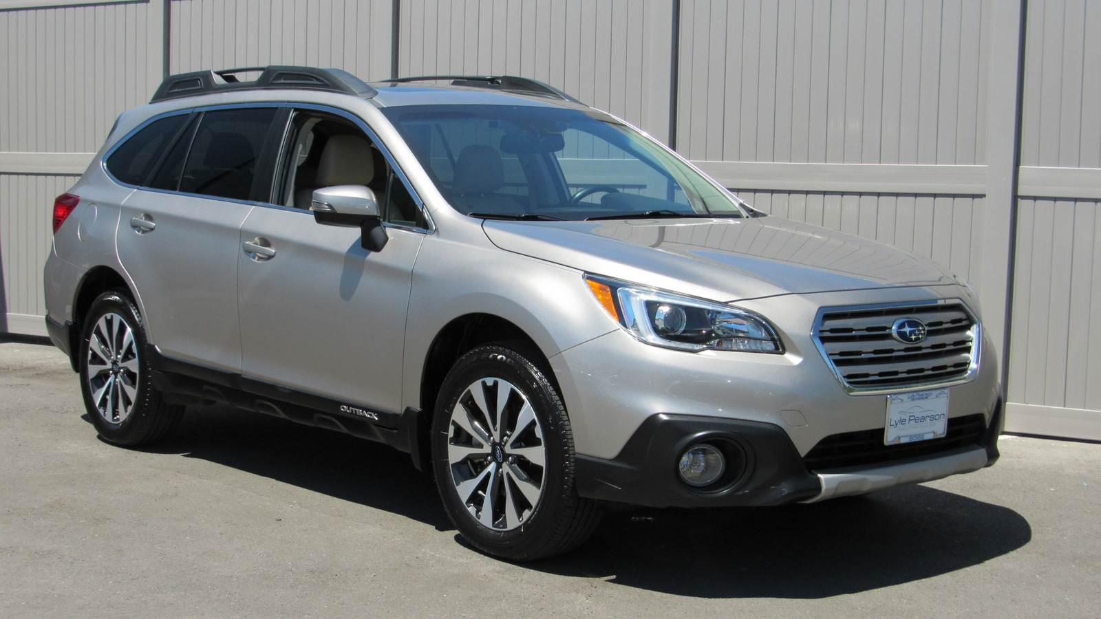 Pre-Owned 2015 Subaru Outback 4dr Wgn 2.5i Limited