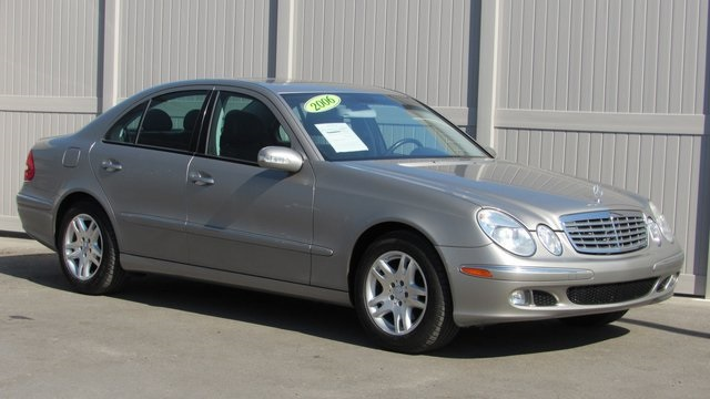 Pre-Owned 2006 Mercedes-Benz E-Class E 320