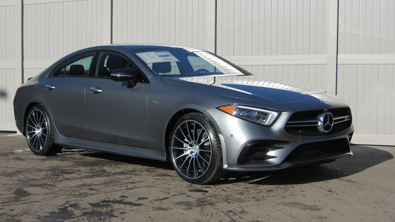New 2019 Mercedes-Benz CLS AMG® CLS 53 S 4MATIC® Coupe