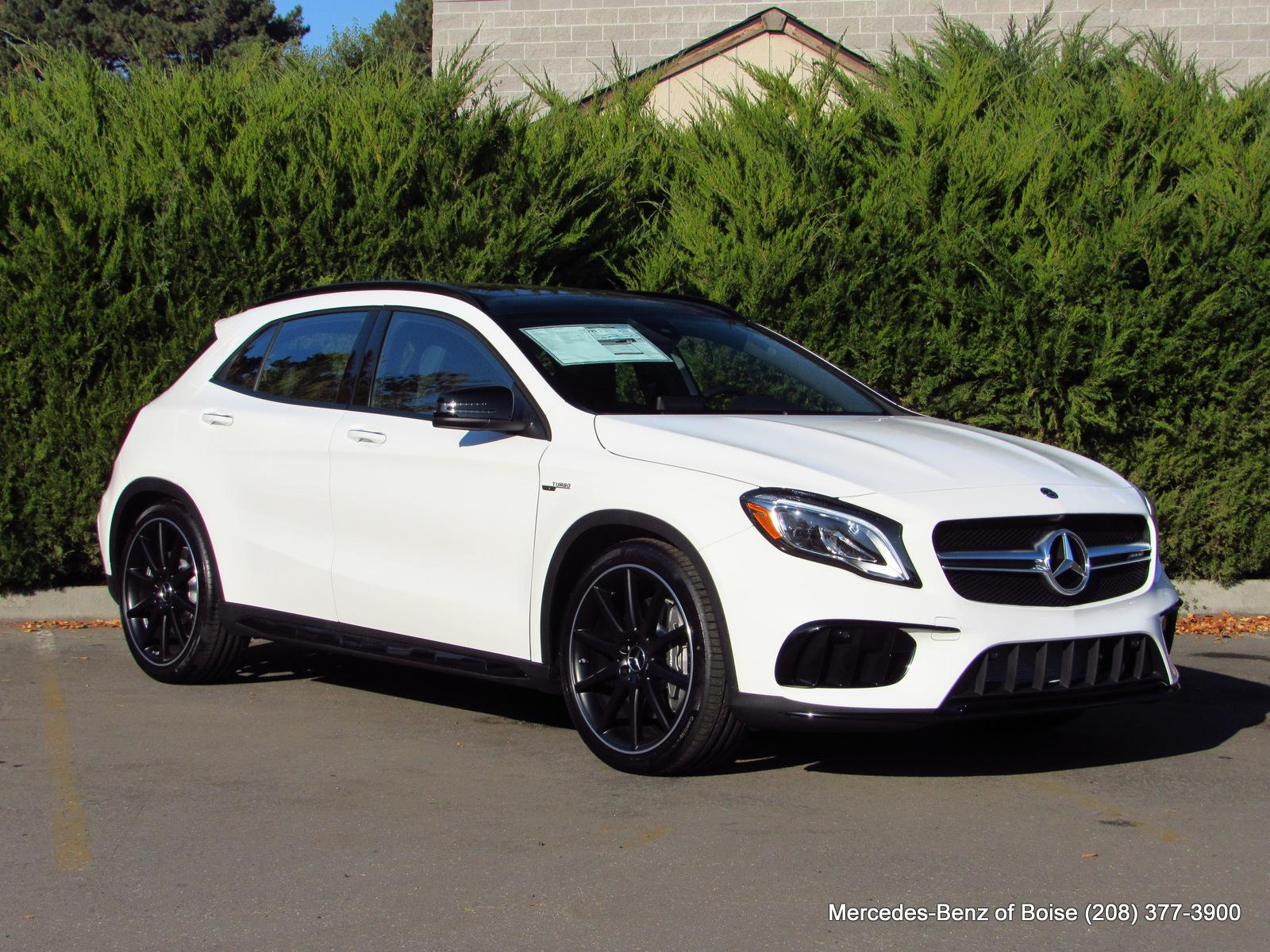 New 2019 Mercedes-Benz GLA AMG® GLA 45 4MATIC® SUV