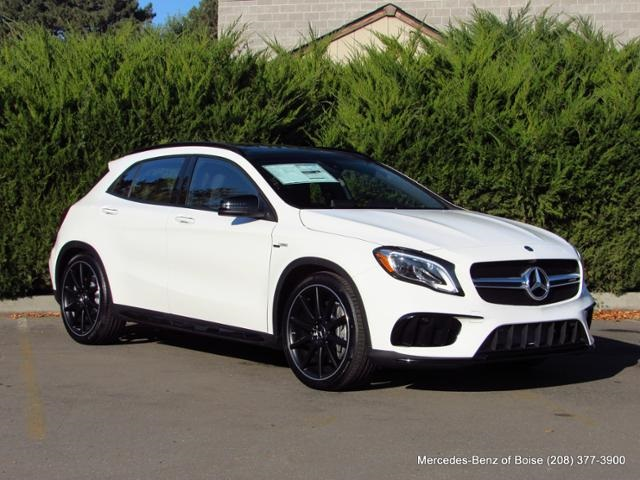 New 2019 Mercedes-Benz GLA GLA 45 AMG®