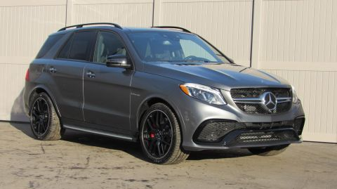 New 2019 Mercedes-Benz GLE AMG® GLE 63 S 4MATIC® SUV