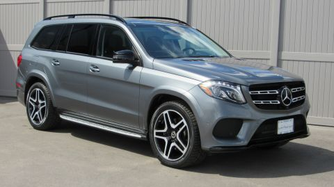 Certified Pre-Owned 2018 Mercedes-Benz GLS GLS 550 4MATIC® SUV