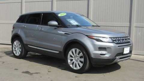 Pre-Owned 2014 Land Rover Range Rover Evoque Prestige