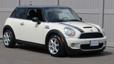 Pre-Owned 2008 MINI Cooper S Base